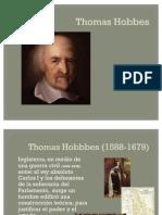 Thomas Hobbes y Jonh Locke