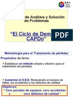 Ciclo Deming o CAPDo JCS 01
