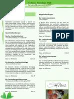 Preisliste Vitalquell 2011