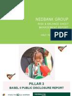Pillar 3 Nedbank