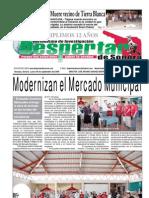 Edición 08 de septiembre del 2008