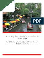 Fed Prison Guidebook