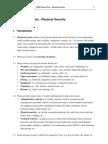 CISSP Exam Notes Physical Security v1.1