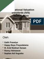 Standar Penilaian Internasional Ninth Edition (Seri 101 – 103)