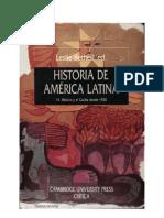 Tomo 13 Mexico Desde El 30 LEslie Bethel Historia AL