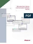 VCS Manual Mercedes