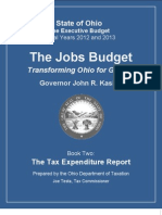 The Tax Expenditure Report Ohio
