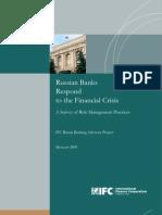 IFC+Russian+Bank+Survey+2009+ENG