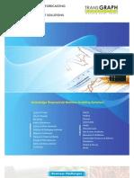 Brochures Consulting Brochure