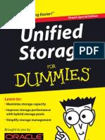 Unified Storage 4 Dummies