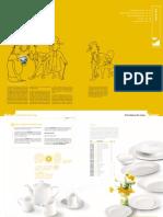 Catálogo Porcelana 2012. Grupo CRISOL.