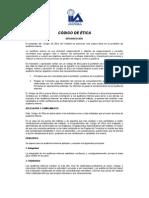 Codigo Etica Auditores Internos