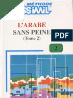 Assimil L Arabe Sans Peine Tome 2