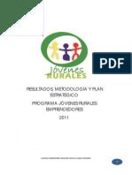 METODOLOGÍA Y TACTICAS ESTRATEGICAS PROGRAMA - JRE -2011