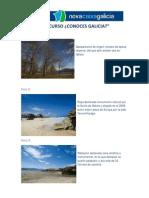 Fotografias Concurso Conoces Galicia