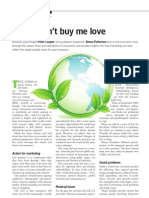 Money Cant Me Love - Market Leader January 2010
