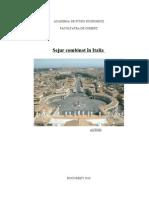 Program Turistic International in Italia