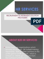 r2r Hr Services