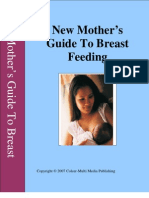 Guide to Breast Feeding