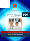 Internal Medicine (II) 2011 Logbook