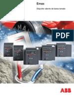 Catálogo Técnico Disjuntor Emax_ABB