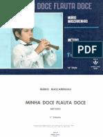 Minha Doce Flauta Doce Vol 01