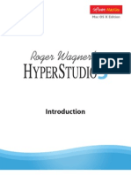 Hyper Studio 5 Introduction