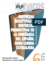 55838629 Destrezas Receptivas y Destrezas Productivas Pablo Dominguez Campus Virtual