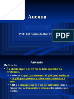 Anemias, 14 Slides