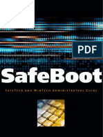 SafeTech and WinTech Administration Guide