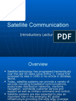 Into Satellite Communication