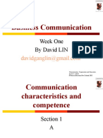 12446d1231834389 Business Communication Ppt Business Communication Lecture 1