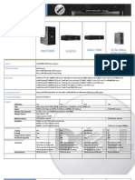 Dell OptiPlex 745 Technical Specifications