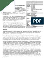 Un Perro Andaluz -Analisis w