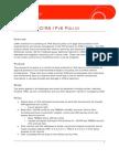 CIRA IPv6 Internal Policy