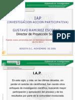IAP Gustavo Ramírez