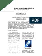 DISEÑO Y CONSTRUCCION DE UN CARTEL LUMINOSO TIPO PUBLICK1
