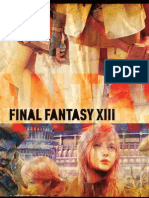 Final Fantasy XIII Postmortem