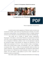 1weber.pdf O Pragmatismo de Whitehead