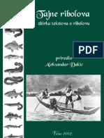 Knjiga Tajne ribolova 1
