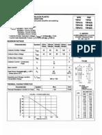 Tip 41 Datasheet