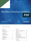 Blackberry Branding Guidelines