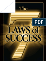 SEVEN Laws of Success