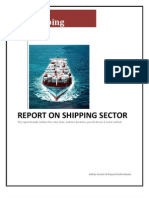 Shipping Report