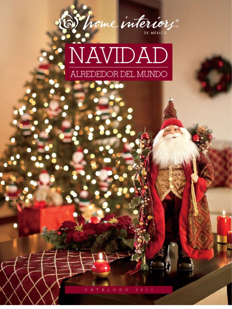 catalogo home interiors navidad www