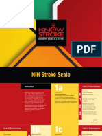 NIH Stroke Scale Booklet