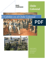 El Cabildo en El Chile Colonial Final