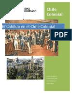 El Cabildo en El Chile Colonial Final