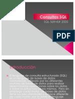 Consultas Basicas en SQL Server 20051697