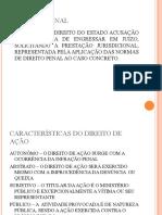 AULA 03 - AÇÃO PENAL